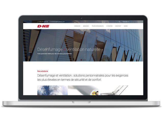 Piccobello Webdesign Referenz D+H