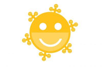 Corona Frust Antikörper Smile