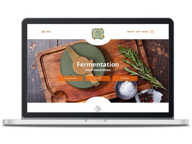 Piccobello Webdesign Referenz Microjungle Luxembourg